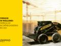 Novidade New Holland: conheça as minicarregadeiras Série 300