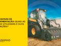 Máquinas de pavimentação: quais as mais utilizadas e suas funções?
