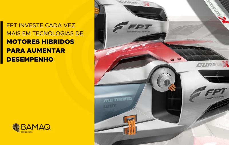 FPT investe cada vez mais em tecnologias de motores híbridos para aumentar desempenho